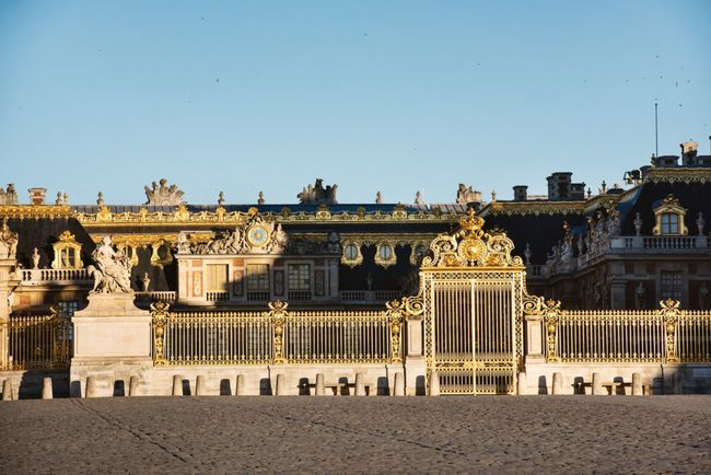 Rooms: An Exclusive Photo Tour Inside The Palace Of Versailles