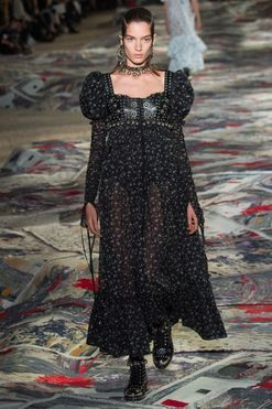 Empowering handwork at Alexander McQueen and Rahul Mishra