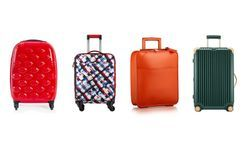 Luxury luggage: suitcases that look too good to check-in