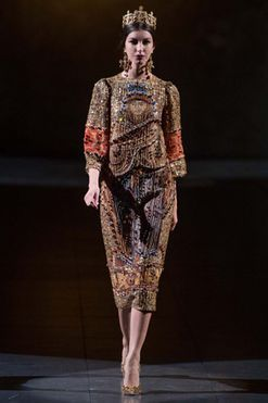 Dolce & Gabbana Ready-to-Wear A/W 2013