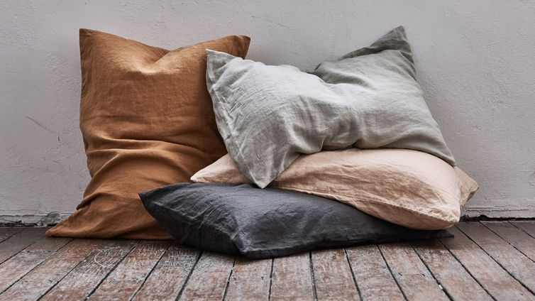 In Bed's Eddie Arnott on the one piece you need to freshen up your bedroom linen