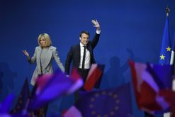 Brigitte Macron style file
