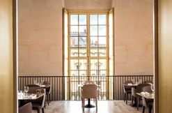 Alain Ducasse has opened a restaurant at Versailles