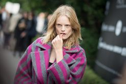 Model Hanne Gaby Odiele says she is intersex