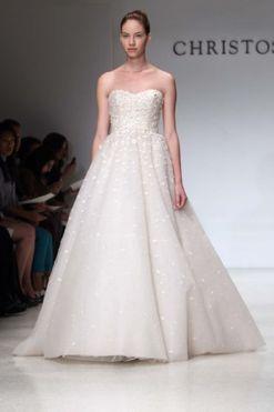 Christos Bridal A/W 2012