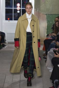 Burberry ready-to-wear spring/summer '18