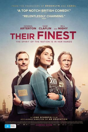 Win a private screening of Their Finest for you and 20 friends