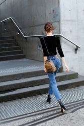 This is how Witchery did Street Style at Mercedes-Benz Fashion Week Australia
