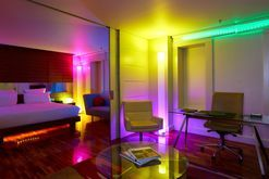 The Hilton Sydney launches the first ever Vivid-inspired hotel room
