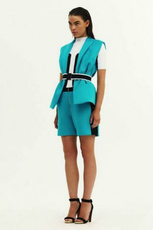 Josh Goot's resort collection pops