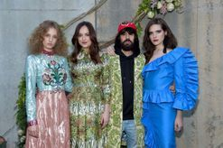 In bloom: inside Gucci's private party to launch Gucci Bloom