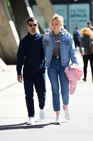 Joe Jonas and Sophie Turner announce engagement
