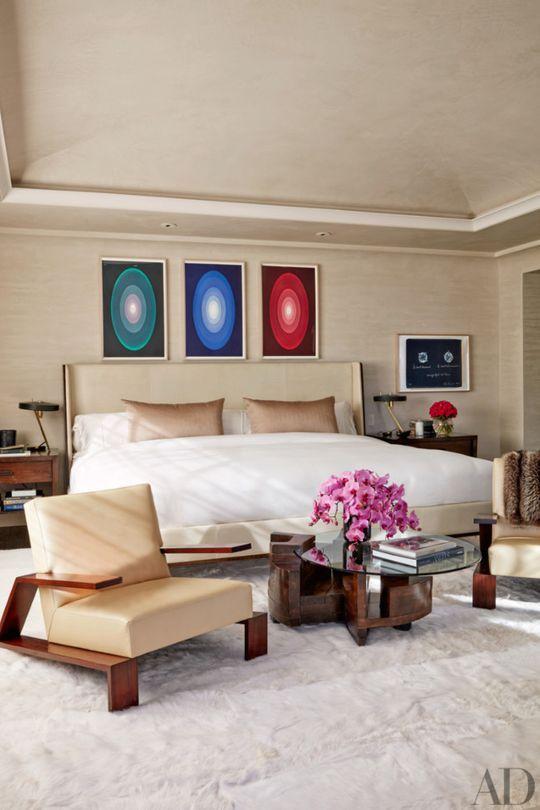 khloe kardashian house interior.  At home with Khlo and Kourtney Kardashian Vogue Living