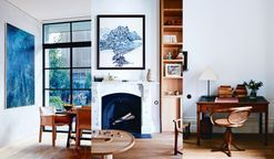 House tour: an art-filled yet pared-back heritage home in Melbourne