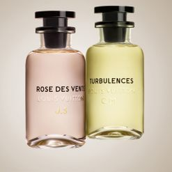 Louis Vuitton is offering monogrammed fragrances