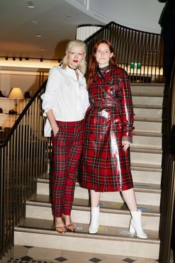 Inside Burberry's Melbourne store opening