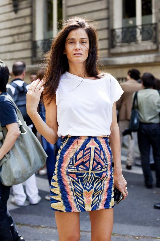 Who 39 S That Girl The Street Style Names To Know Vogue Australia