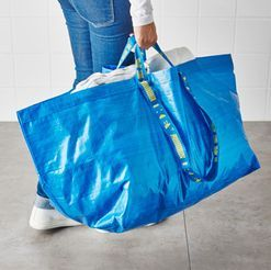 The blue Ikea bag is getting a redesign
