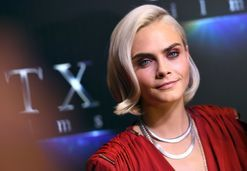 Cara Delevingne just got a buzz cut