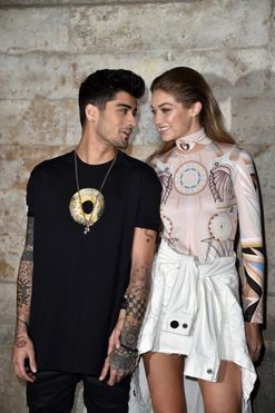 Gigi Hadid wishes Zayn Malik happy birthday with sweetest Instagram message