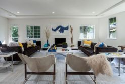 Tour Jared Leto's mid-century Hollywood Hills home