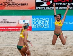 Australian volleyball athlete Mariafe Artacho del Solar on meditation and staying sun safe