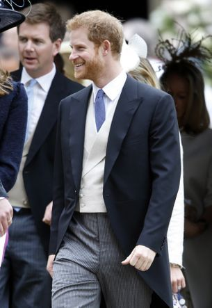 Prince Harry drove 100 miles to get Meghan Markle to Pippa Middleton's wedding