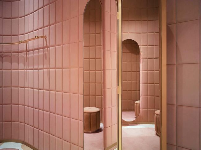 See Inside The India Mahdavi Designed Red Valentino Store
