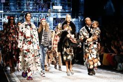 Suzy Menkes at Milan Fashion Week: day five