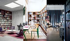 Libraries to love from the pages of Vogue Living
