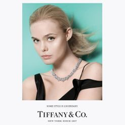 Elle Fanning and Lupita Nyong'o are the new faces of Tiffany & Co.