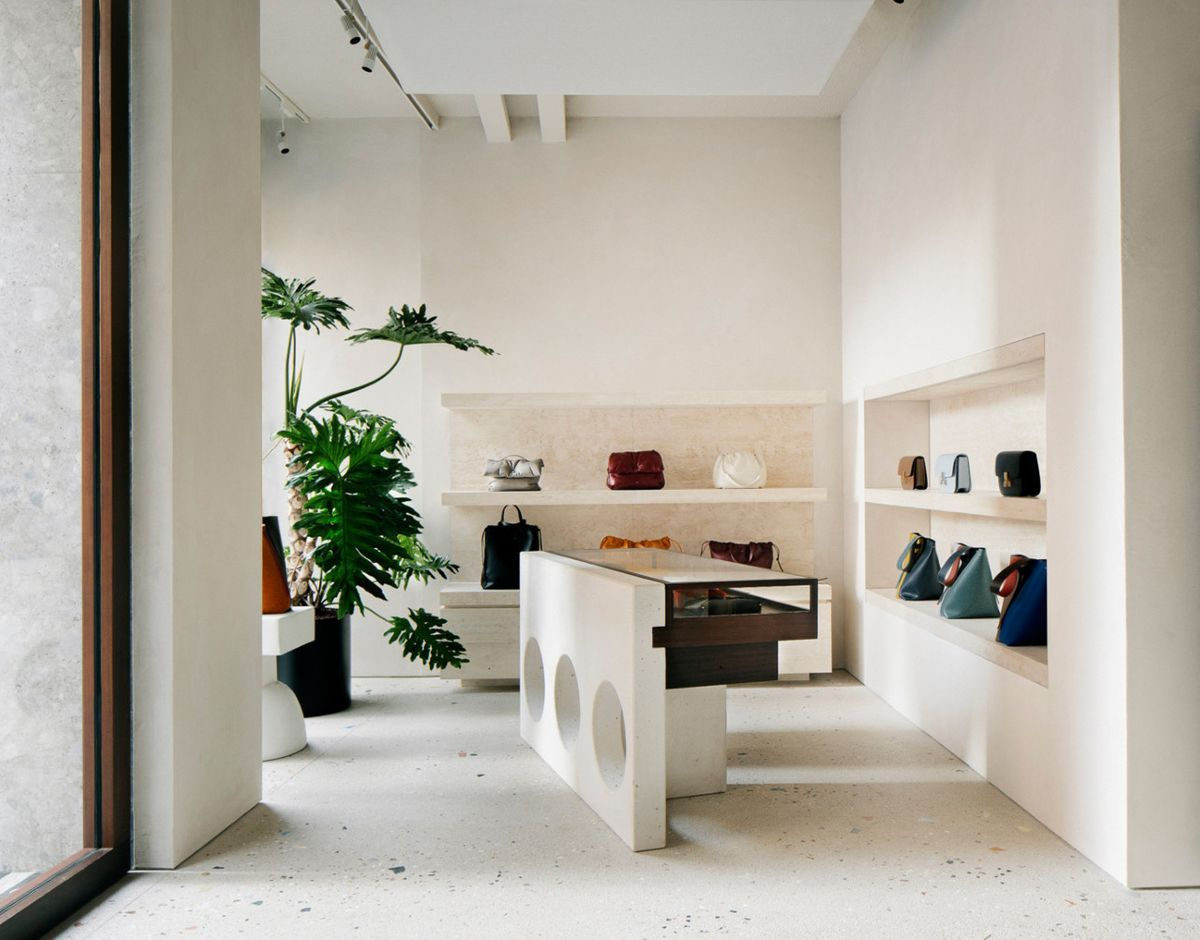 Interior inspiration from c line boutiques around the for Milano design shop