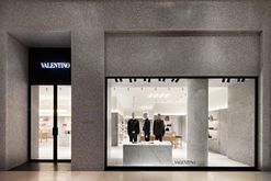 Inside Valentino's first ever Australian store