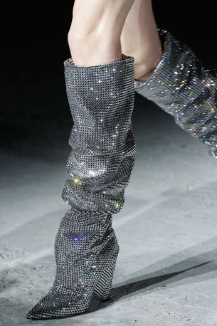 The 13 000 Saint Laurent Boots That Currently Have Long