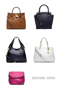 Win 5 MICHAEL Michael Kors Handbags from Neiman Marcus