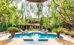 Inside Kendall Jenner's new multimillion-dollar mansion