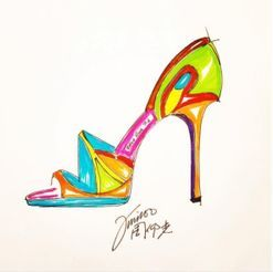 Professor Jimmy Choo on your big mistake when buying shoes and his new line