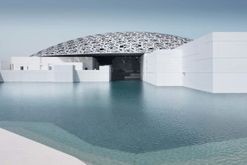 Watch the Louvre Abu Dhabi be built in just three minutes