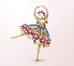 The Australian Ballet partners with Van Cleef & Arpels