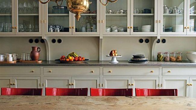 Best Kitchen In The World kitchen inspiration from the best hotels around the world - vogue