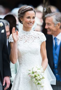 This is everything that happened at Pippa Middleton's wedding reception