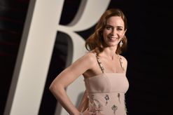 Emily Blunt is playing Mary Poppins and Julie Andrews is thrilled