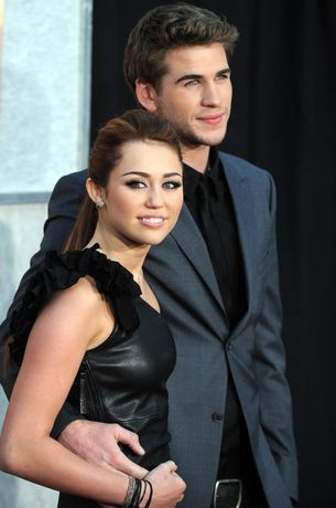 Miley Cyrus on falling in love with Liam Hemsworth again and going drug-free