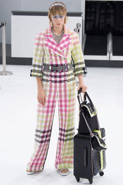 Chanel ready-to-wear spring/summer '16