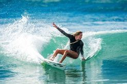 A lesson in surfing from one of Australia's top female surfers