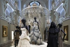 Suzy Menkes on the school of Christian Dior