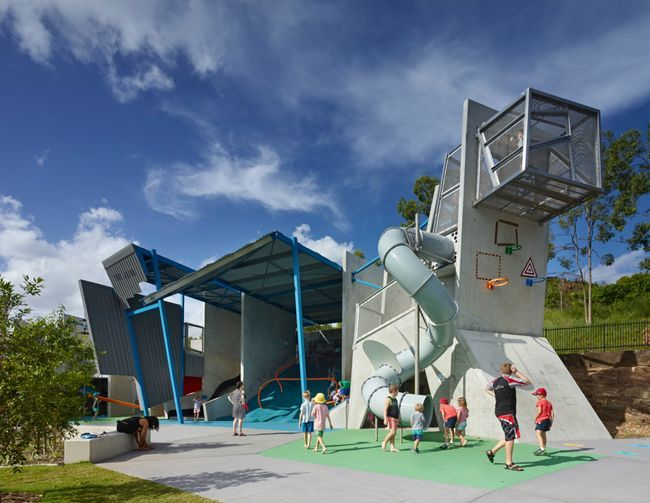 The best architecture in queensland this year vogue living for Landscape architecture courses brisbane