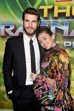 This is how Miley Cyrus celebrated Liam Hemsworth's birthday
