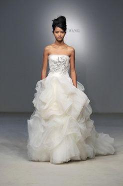 Vera Wang Bridal Fall 2011