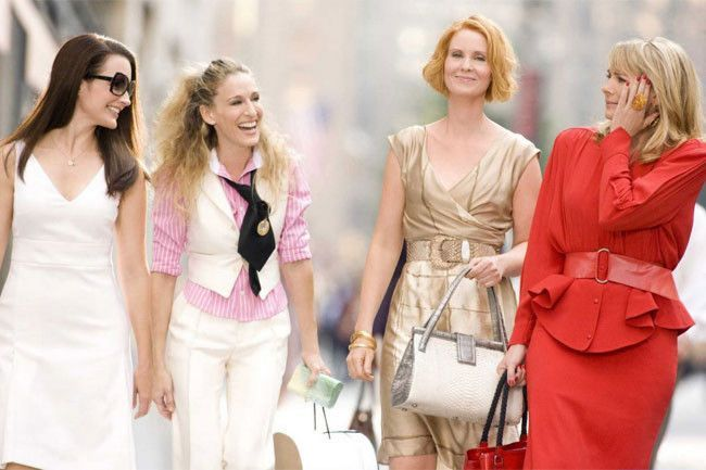 The best un-kept wardrobe secrets from Sex and the City